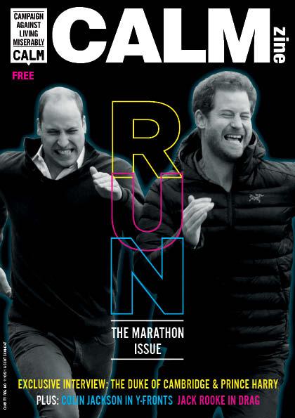 CALMzineCOVER_Issue25_MarathonSpecial_April2017